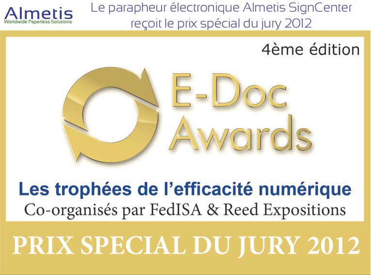 E-Doc Awards 2012